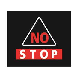 No-Stop logo